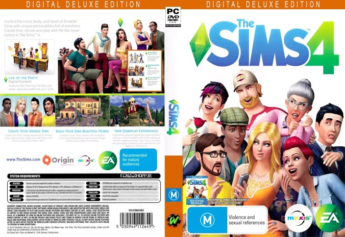 the sims 4 DDE